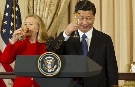 הילארי ומכירת החיסול הסינית של המודיעים האמריקאים