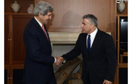 קרי מנהל משחק שקט עם עם מנהיגים זרים כדי להציל את הסכם הגרעין האיראני