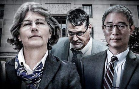 נלי אוהר – עבדה עבור ה- CIA ונשכרה ע״י פיוז'ן GPS ׳לחפש לכלוך׳ על טראמפ