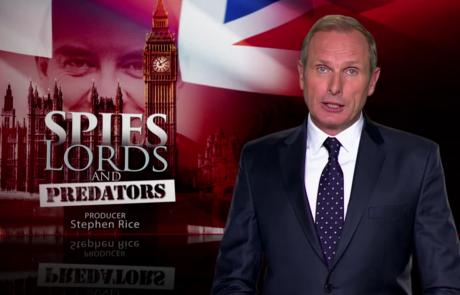 אליטות פדופיליות בבריטניה – תחקיר של 60 דקות האוסטרלית