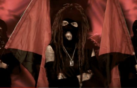 להקת MINISTRY מציגה: קליפ חתרני חד״ש לשיר התומך ב׳אנטיפה׳
