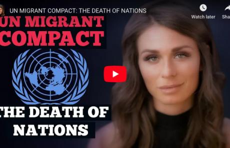 כדאי מאד לקרוא בעיון את האמנה האיומה הזו של האו״ם שנקראת ׳הסכם עולמי להגירה בטוחה, מאורגנת וסדירה׳