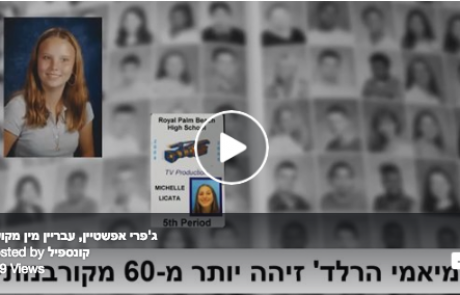 כתבת וידאו של ה׳מיאמי הראלד׳ (מתורגם): מנהל קרנות וקסנר, הפדופיל אפשטיין ועסקת הטיעון של הרגע האחרון