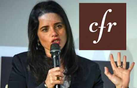 שקד דוברת הפוטש של ה-CFR: ׳מניחה שזו קדנציה אחרונה לרה״מ׳