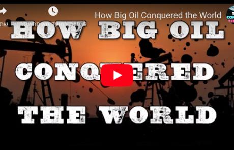 רוקפלר, שמן נחשים והמונופול על החיים – בסרטון אחד מתורגם
