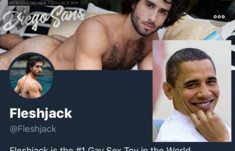 טוויטר מחפים על הזוג ברק ומייקל אובמה