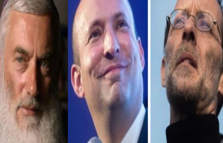 מוטי קרפל, פייגלין, בנט והמהפכה האמונית שהתרסקה