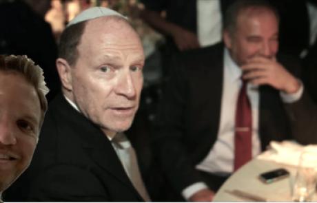 """מרטין שלאף מסדר לבן של ליברמן להיות מנכ""""ל בחברה שלו. מה קיבל בתמורה?"""