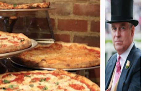 """האליבי של הנסיך אנדרו: """"לקח את בתו בת 13 למסיבת פיצה"""""""