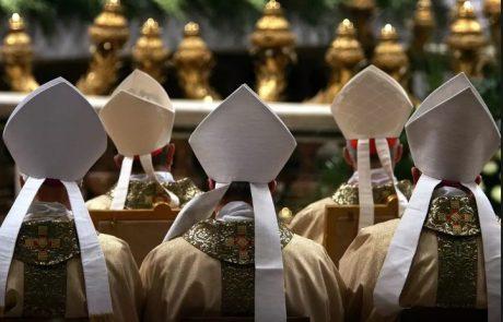 הטיוח השיטתי של פשעי מין מזוויעים בילדים בחסות הכנסייה הקתולית