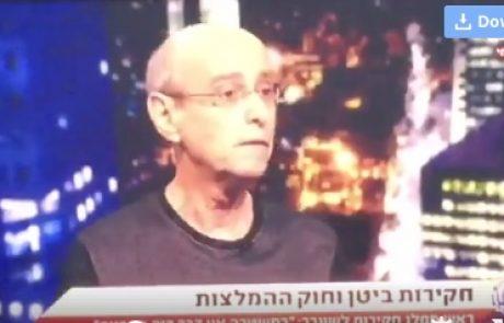 """סנ""""צ בדימוס, בועז גוטמן: ״זו משטרה עם מדינה״"""