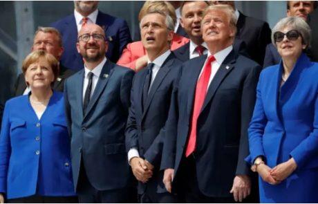 הלחץ של הנשיא טראמפ על ברית נאט״ו מניב תוצאות
