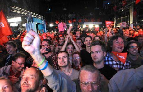 מהארגונים הישראלים להם תורמת קרן רוזה לוקסנבורג, זרוע של מפלגת די-לינקה, גרמניה