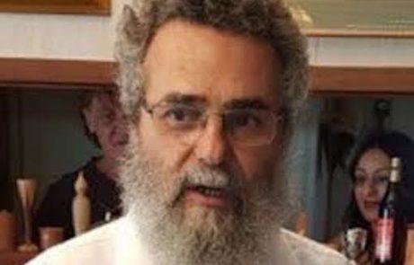 המכונה ׳רב׳ שנעצר – הוא לא רב ולא חצי רב. הוא כופר, רשע, ושייך לכת של כאלו שרוצים לקעקע את היהדות