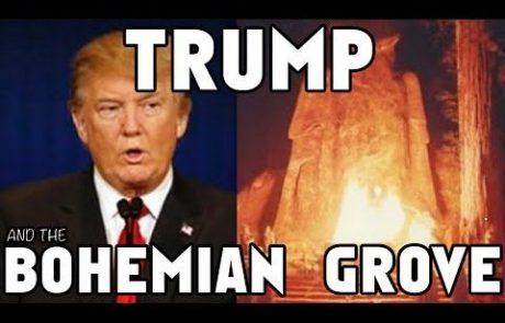 טראמפ והאחוות הסודיות של הבוהמיאן גרוב