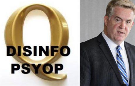 האם חקירת ׳התובע הסמוי׳ ג׳ון הובר היא בלוף והדלפות Q הן ׳Psy Op׳ של הדיפ סטייט?