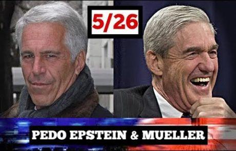 חשד: ראש ה-FBI מיולר דאג לגזר דין מקל לפדו-מיליארדר אפשטיין – תמורת הפיכתו למודיע