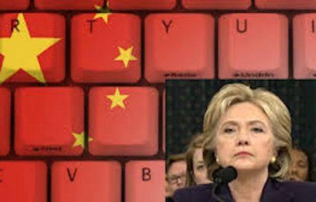 מכונת הריגול הדמוקרטית של הדיפ סטייט עבור הסינים