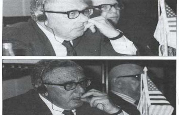 הנרי קיסינג'ר ואאוגניקה