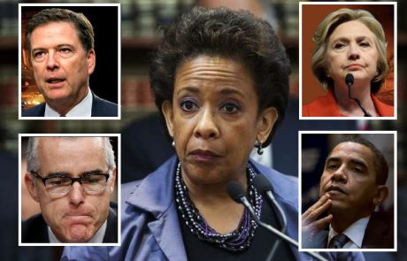 עדויות הקונגרס: התובעת הכללית של אובמה ׳נראתה כסובלת מאמנזיה׳