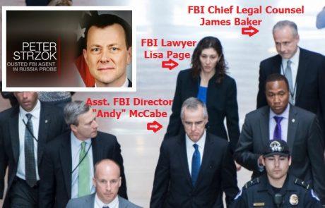 ספיי-גייט: יו״ר ועדת המודיעין מבקש לזמן 17 פקידי FBI ומחלקת המשפטים לשימוע בדלתיים פתוחות