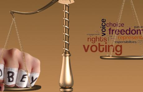 המשטר המבקש להחליף את הדמוקרטיות הלאומיות