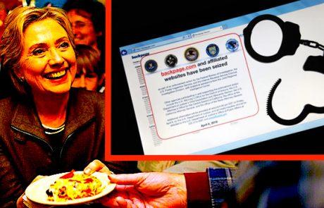 פיצה-גייט: עמק הסיליקון והדמוקרטים של הילארי מתחילים לחטוף כתבי אישום והקפאת נכסים בגין סחר בילדים
