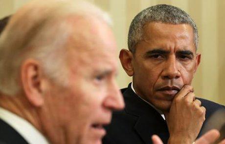 אובמה גייס את אוקראינה לדחיפת נרטיב הקנוניה הרוסית