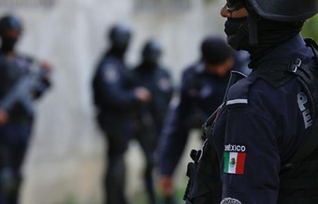 שיתוף הפעולה ארה״ב-מקסיקו: משטרת אקפולקו פורקה מנשקה בשל ׳חדירת׳ קרטלי הסמים