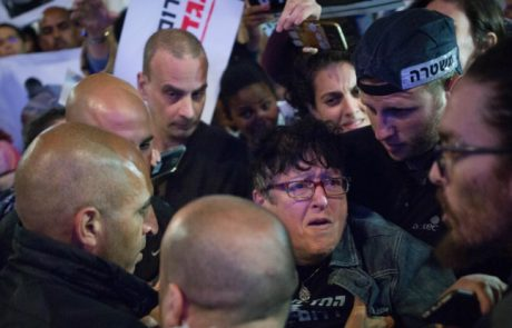 מכתב דרישה לחקור אלימות משטרתית נגד שפי פז ומפגיני דרום תל אביב