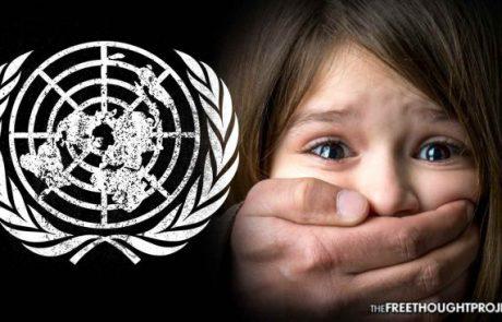 בכיר לשעבר באו״ם: בין עובדי הארגון 3,300 פדופילים – 60 אלף מקרי אונס בעשור האחרון